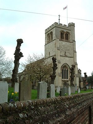 Houghton Regis - All Saints Church, Houghton Regis