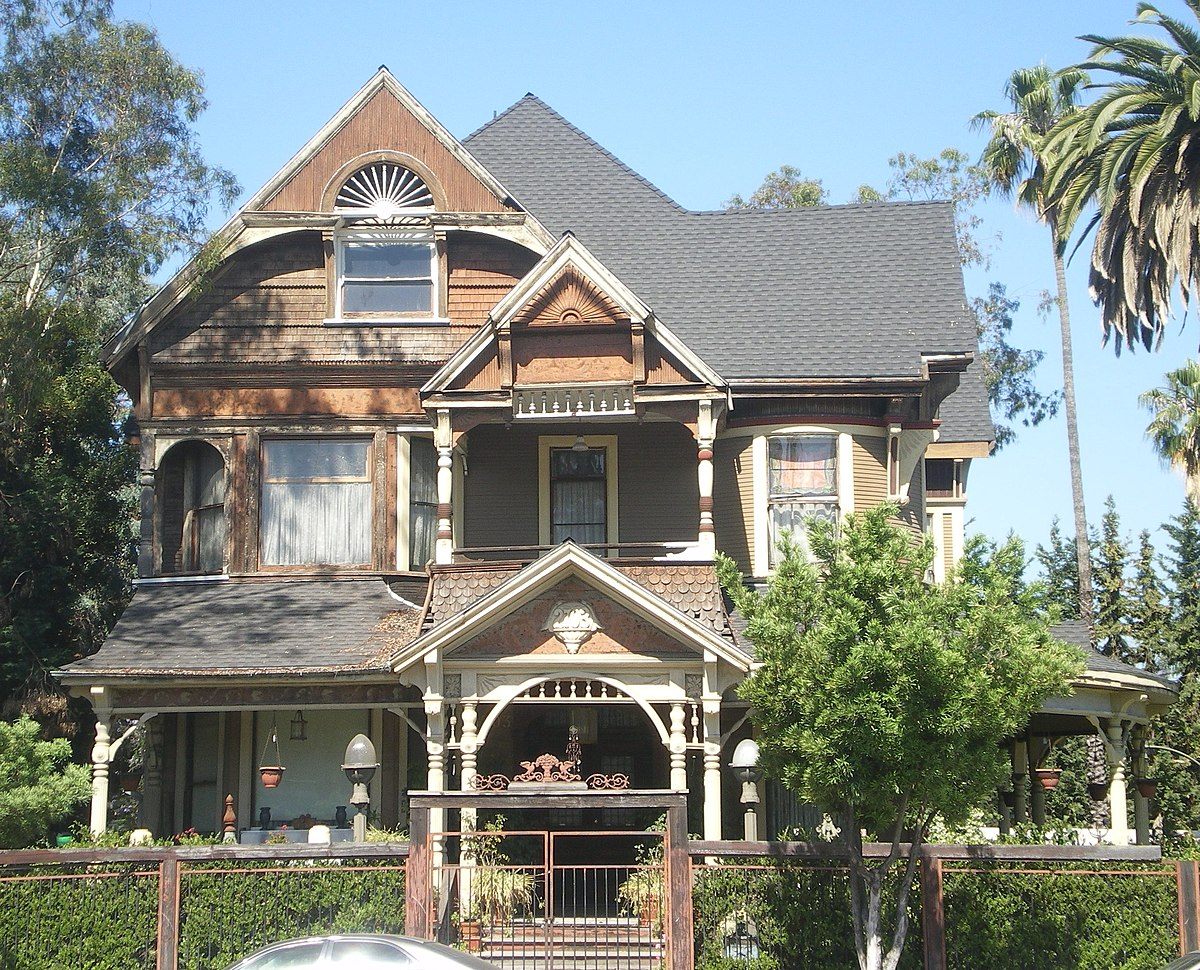 North university park historic district wikipedia for Historical homes in los angeles