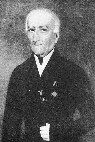 Hakob Hovnatanyan - Image: Hovnatanian. Portrait of Mizandari. 19th century