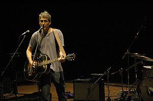 Howe Gelb - Howe Gelb performing in 2007