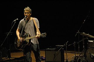 Howe Gelb American singer-songwriter, musician and record producer