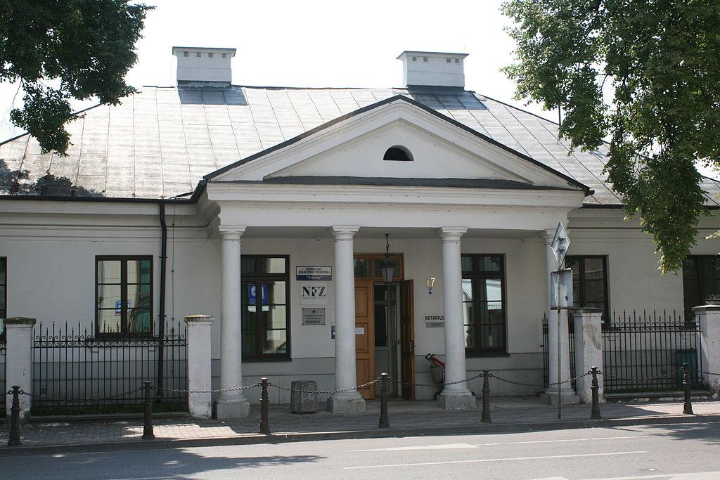 File Hrubieszow Dworek Golachowskich Jpg Wikimedia Commons
