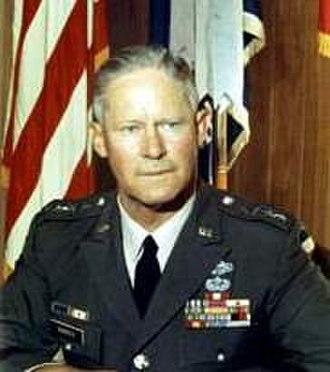 Hugh P. Harris - General Hugh P. Harris