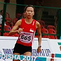 Hurdler Chui Ling Goh 400m 665 In Action (cropped).jpg
