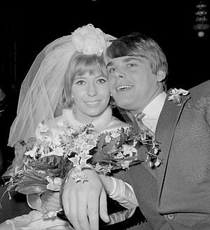 Willeke Alberti - Willeke Alberti and Joop Oonk are getting married on 27 December 1965