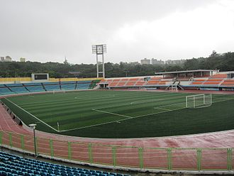 Hyochang Stadium - Image: Hyochang Stadium