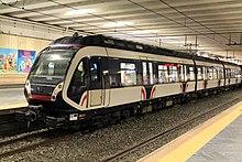 Metrostar a Napoli Garibaldi