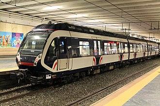 Circumvesuviana - ETR 211 Metrostar