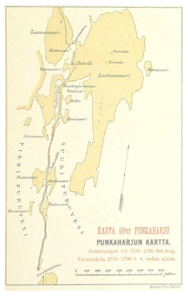 File Ignatius 1891 P333 Karta Ofver Punkaharju Jpg Wikimedia