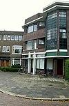 foto van Winkelwoning in expressionistische stijl