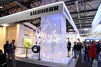 Liebherr Aerospace - The nose landing gear for the Airbus A350. manufactured and supplied by Liebherr Aerospace
