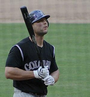Matt Holliday - Holliday on the field in 2007