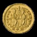INC-2022-r Солид. Валентиниан II. Ок. 383—388 гг. (реверс).png