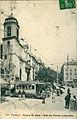 INCONNU 79 - TOULON - Eglise St Jean - Bas du Cours Lafayette.JPG