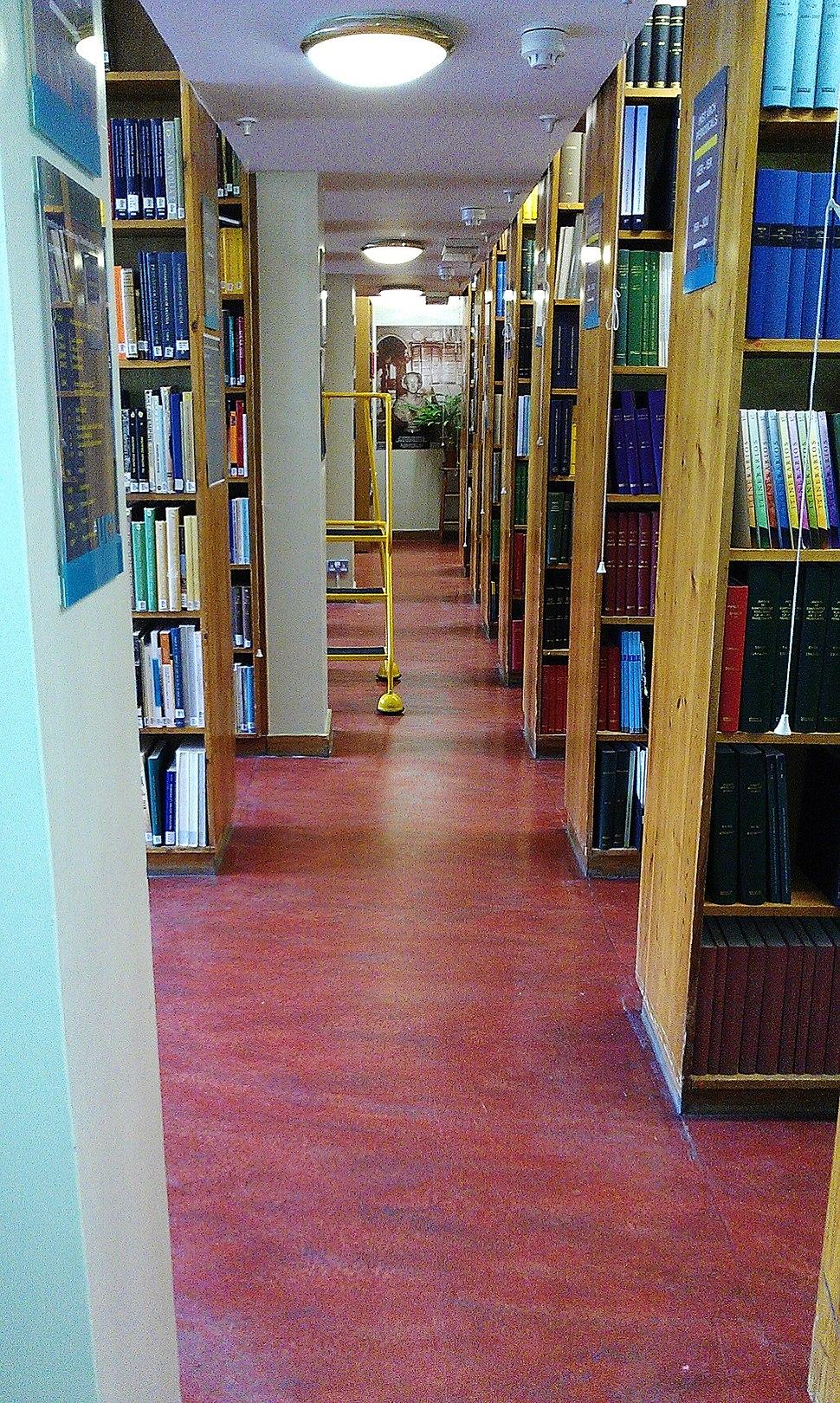IOA library
