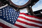 ISS-44 National Flag Day on June 14, 2015.jpg