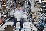ISS-57 Serena Auñón-Chancellor works in the Destiny lab (1).jpg