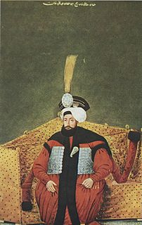 Mustafa IV Ottoman Caliph