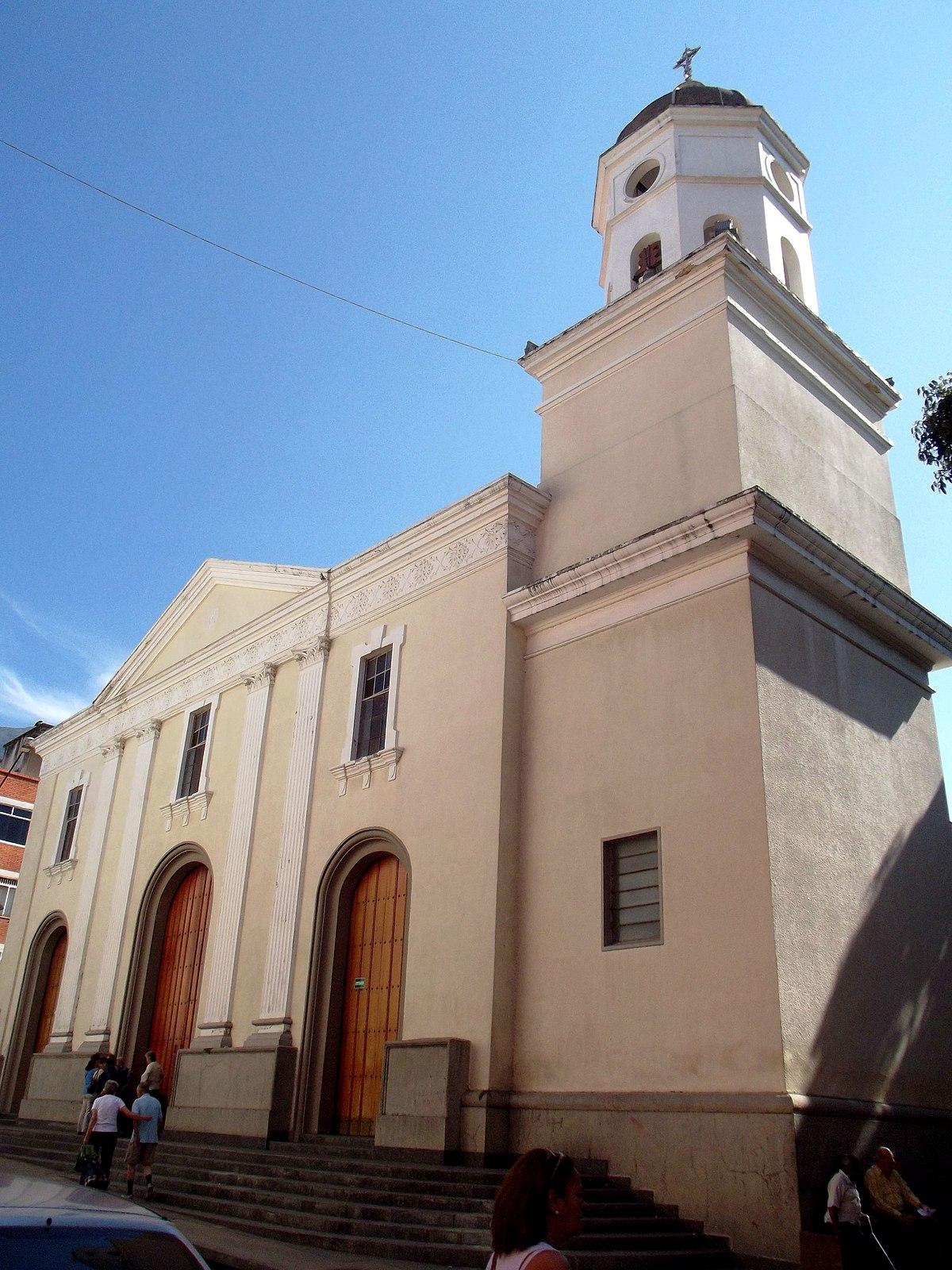 Resultado de imagen para iglesia de san jose de chacao caracas