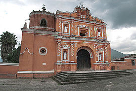 San Pedro de las Huertas Church