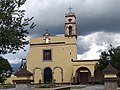 Iglesia de El Carmen Aztama, Teolocholco, Tlaxcala 02.jpg