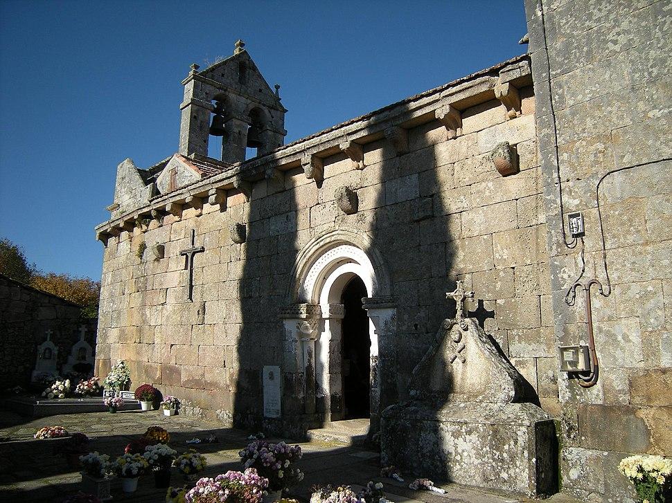 Iglesia de Santa Maria de Couso da Limia