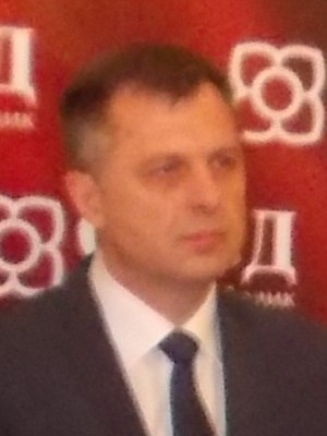 Igor Radojičić - Image: Igor Radojicic Crop