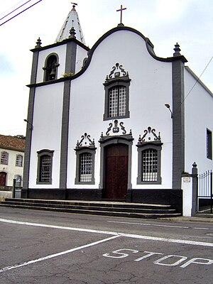 Terra Chã - Parochial church of Nossa Senhora de Belém da Terra Chã