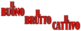Il buono, il brutto, il cattivo (The Good, the Bad and the Ugly) logo.png