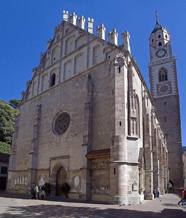 St. Nicholas' Church, Meran