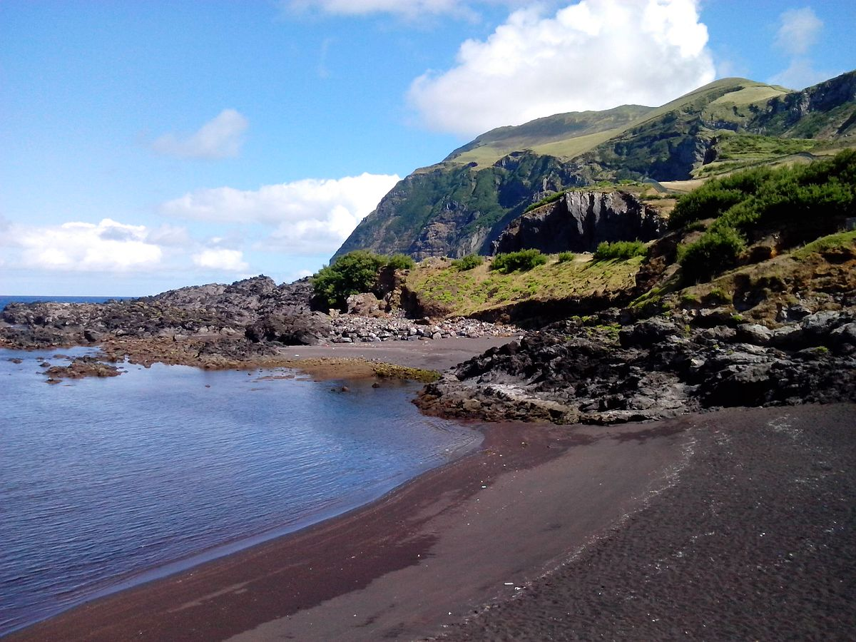 Pico Island Azores Beaches