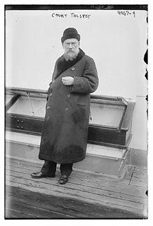 Ilya Tolstoy Russian writer
