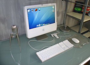 IMac (Intel-based) - 17-inch polycarbonate iMac
