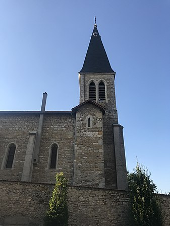 Église Sainte-Julitte de Sainte-Julie
