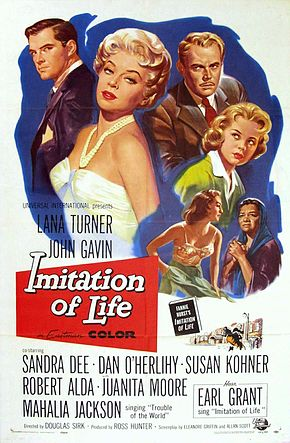 Description de l'image Imitation of Life 1959 poster.jpg.