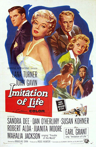 Imitation of Life (1959 film) - Film poster by Reynold Brown