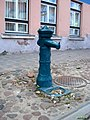 In Kuldiga Streets - Trinkwasser - panoramio.jpg