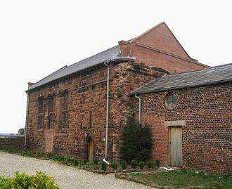 Listed buildings in Ince - Image: Ince Manor 4a
