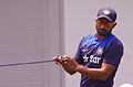 Indian Cricket team training SCG 2015 (16007161387).jpg