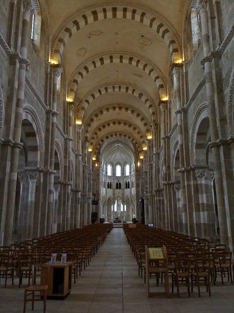 Basílica de la Magdalena de Vézelay