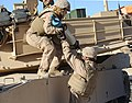 Integrated Task Force Tank Platoon begins MCOTEA assessment 150308-M-ZM882-042.jpg