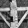 Interieur, schuur, stijl, detail met romeins telmerk - Ottersum - 20001417 - RCE.jpg