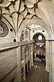 Interior of New Cathedral of Salamanca, Spain (36318950856).jpg