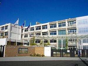 Kita, Tokyo - Lycée Français International de Tokyo