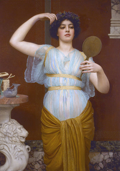 File:Ione, by John William Godward.jpg