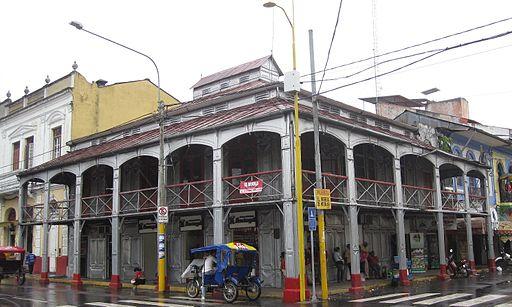 Iquitos-Casa de Hierro