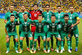 Iraq national under-23 football team - Wikipedia