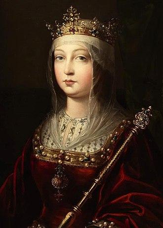 Isabella I of Castile - Isabella I of Castile