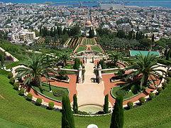 Israel - Haifa - Bahai Gardens 004.jpg