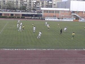 Stadion Veruda - Istra 1961 in action at Stadion Veruda